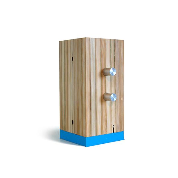 Mono - Bamboo radio concept